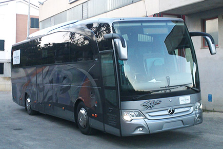 Mercedes Travego 51 posti
